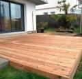 Agrandissement terrasse en bois