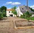 Réalisation de potager en carré pour jardin potager par jardicoach