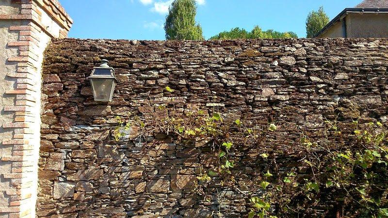 Réparation mur en pierre