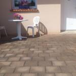 État AVANT réalisation terrasse bois