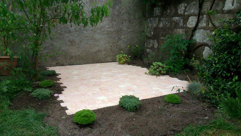 Chantier 10 am nagement jardin de ville jardicoach 44 for Amenagement jardin 44